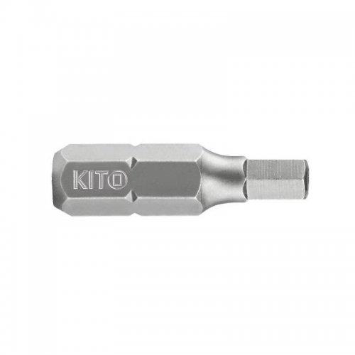 Hrot imbus vrtaný HTa 5,5x25mm S2 KITO 4810406