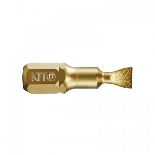 Hrot 4,5x25mm S2/TiN KITO 4820302