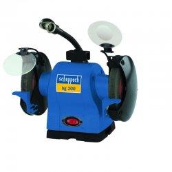 Dvoukotoučová bruska s indukčním motorem Scheppach BG 200