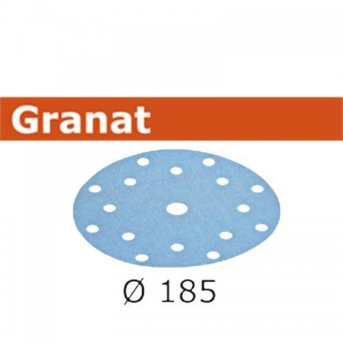 Brusné kotouče FESTOOL STF D185/16 P80 GR/50 497185
