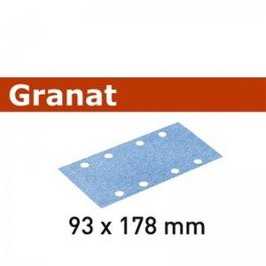 Brusný papír FESTOOL STF 93X178 P120 GR/100 498936