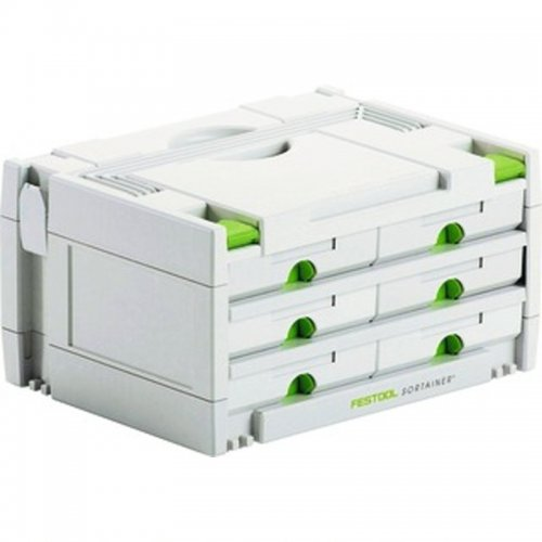 Úložný box SORTAINER FESTOOL SYS 3-SORT/6 491984