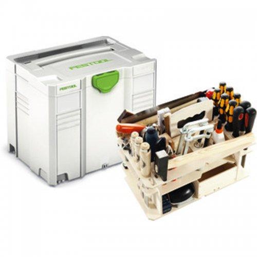 Úložný box SYSTAINER T-LOC FESTOOL SYS-HWZ 497658