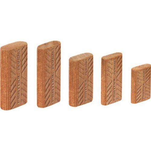Dřevěné kolíky DOMINO Sipo FESTOOL D 6x40/190 MAU 494870