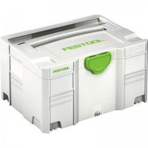 Úložný box SYSTAINER T-LOC FESTOOL SYS 3 TL