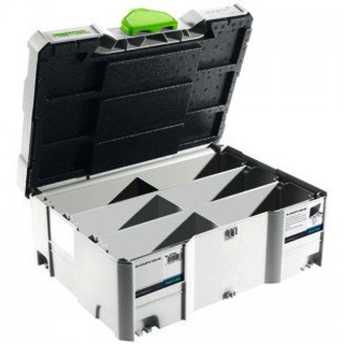 Úložný box SYSTAINER na kolíky DOMINO FESTOOL SORT-SYS DOMINO 498889