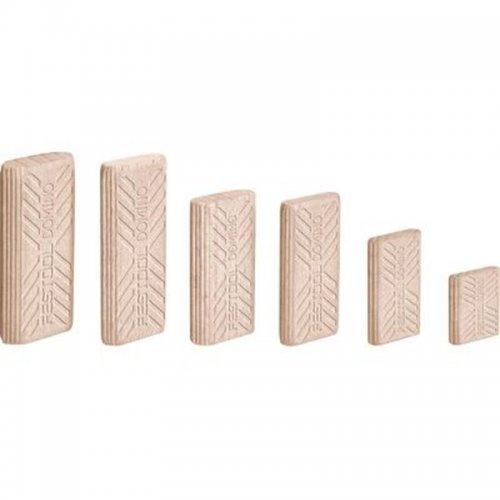 Dřevěné kolíky FESTOOL buk D 10x50/510 BU