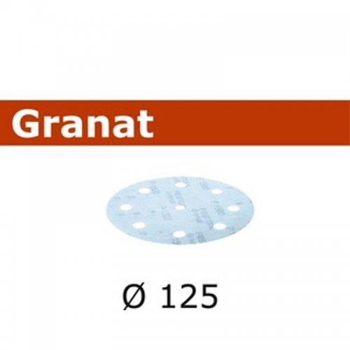 Brusné kotouče FESTOOL STF D125/90 P1200 GR/50 497181