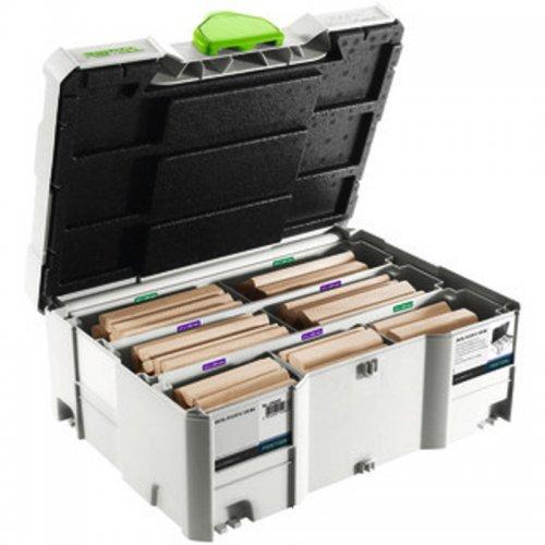 Dřevěné kolíky DOMINO XL buk FESTOOL DS/XL D12/D14 128x BU 498205