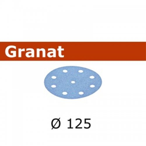 Brusné kotouče FESTOOL STF D125/90 P100 GR/100