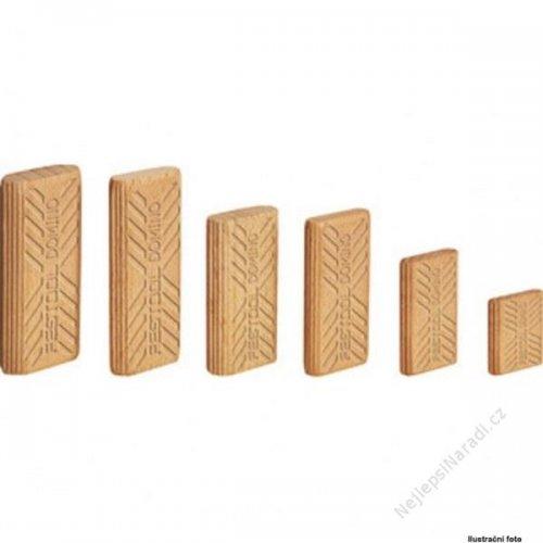 Dřevěné kolíky DOMINO buk FESTOOL D 5x30/300 BU 494938
