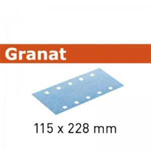 Brusný papír FESTOOL STF 115X228 P220 GR/100