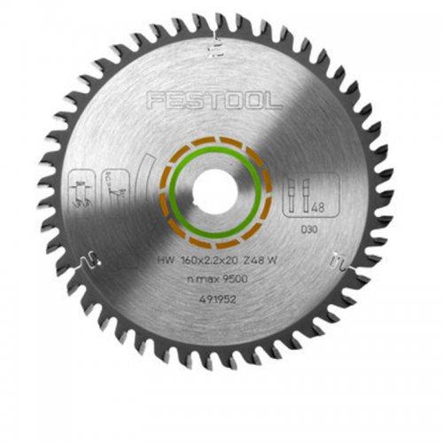Pilový kotouč s jemnými zuby FESTOOL 210x2,4x30 W52 493199