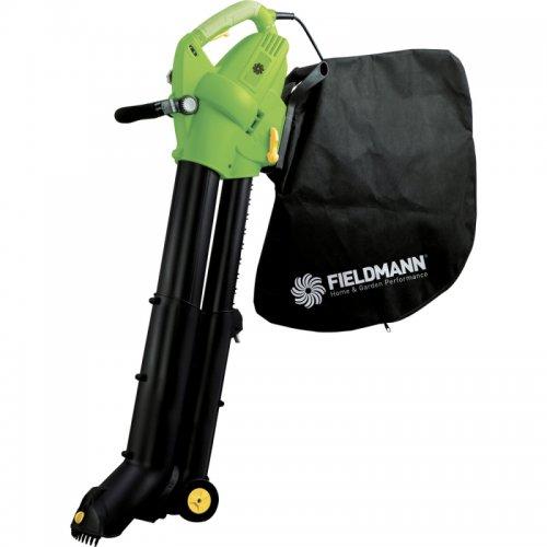 Elektrický zahradní vysavač, fukar a drtič FIELDMANN FZF 4050-E