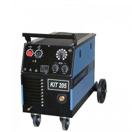 Svařovací stroj CO2 4-kladkový posuv KÜHTREIBER KIT 205 STANDARD