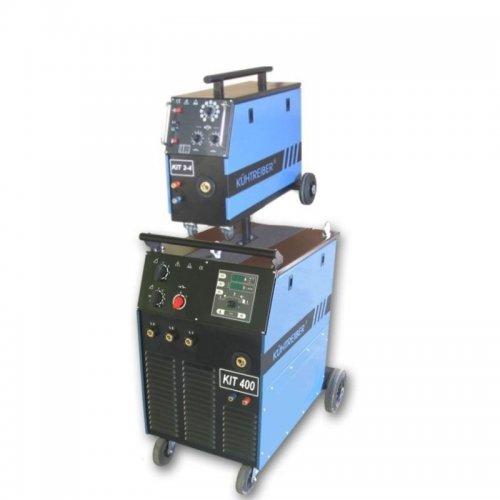 Svařovací stroj CO2 s podavačem a propojením KÜHTREIBER KIT 400 WS PROCESSOR