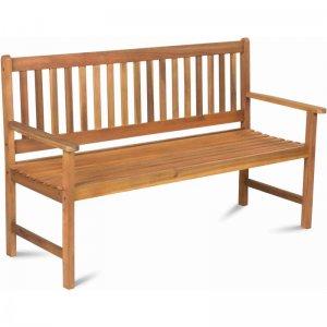 Zahradní lavice 3-místná FIELDMANN FDZN 4006-T