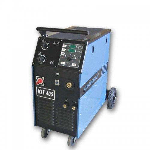 Svařovací stroj CO2 4-kladkový posuv KÜHTREIBER KIT 405 PROCESSOR