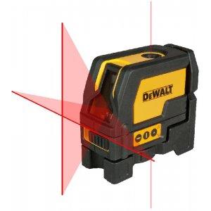 Křížový laser s olovnicí DeWALT DW0822