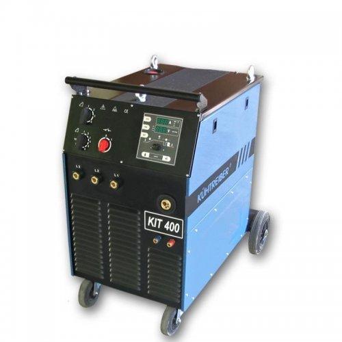 Svařovací stroj CO2 4-kladkový posuv KÜHTREIBER KIT 400 W PROCESSOR