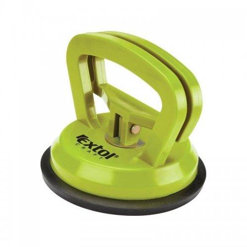 Přísavka jednodílná plastová průměr 118mm max. 50kg ABS plast EXTOL CRAFT 500145