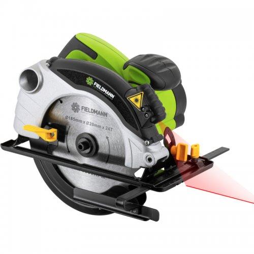 Kotoučová pila s laserem FIELDMANN FDK 201302-E
