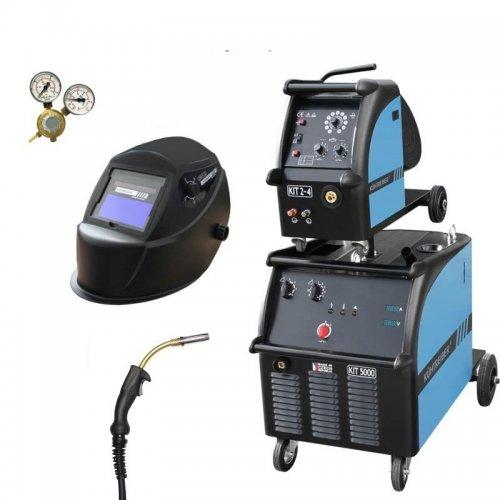 Svařovací stroj CO2 + hořák, maska a ventil KÜHTREIBER KIT 5000 WS STANDARD