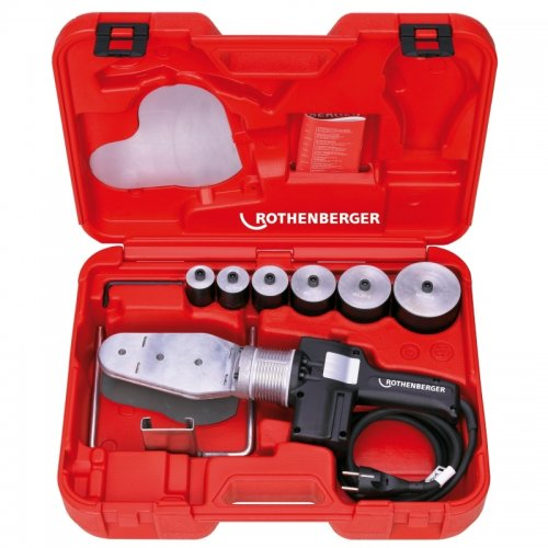 Polyfúzní svářečka 20-32mm termostatická regulace ROTHENBERGER ROWELD P 63 S-5