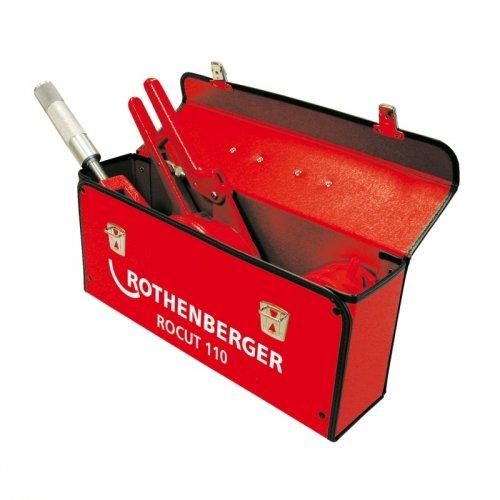 Řezací a úkosovací nástroj na plastové trubky ROTHENBERGER ROCUT 110