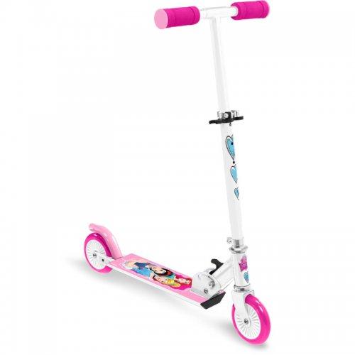 Koloběžka Princess Buddy Toys BPC 4213