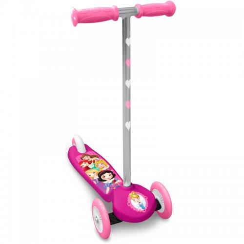 Koloběžka Princess Buddy Toys BPC 4123