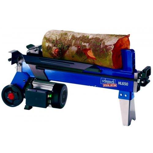 Horizontální štípač dřeva Scheppach HL 650