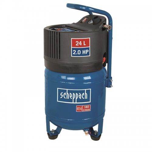Kompresor bezolejový Scheppach HC 24 V