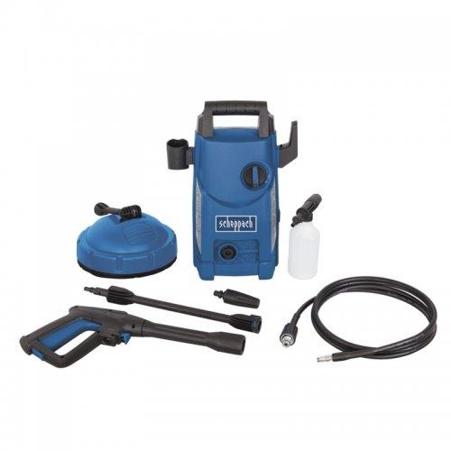 Elektrická tlaková myčka Scheppach HCE 1600