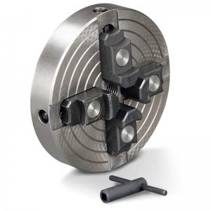 Čtyřčelisťové sklíčidlo průměr 150 mm Holzstar 5931020