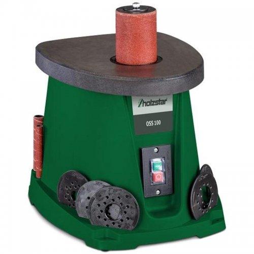 Oscilační vřetenová a pásová bruska Holzstar OSS 100