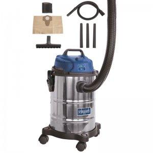Průmyslový vysavač na suché / mokré vysávání Scheppach ASP 15 ES