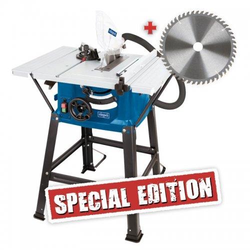 Stolová pila Scheppach HS 81 S Special Edition