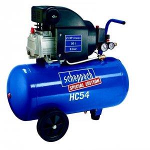 Olejový kompresor Scheppach HC 54