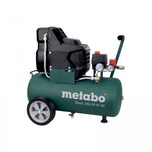 Bezolejový kompresor METABO Basic 250-24 W OF 601532000
