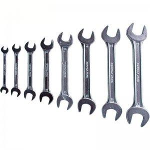 Klíče ploché sada 12ks 6-32mm W.S. EXTOL CRAFT 6133B