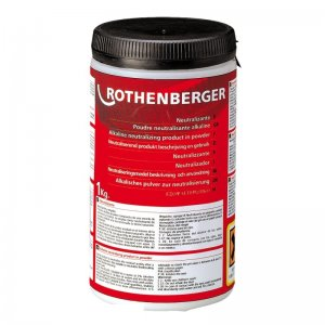 Neutralizační prášek 1 kg ROTHENBERGER