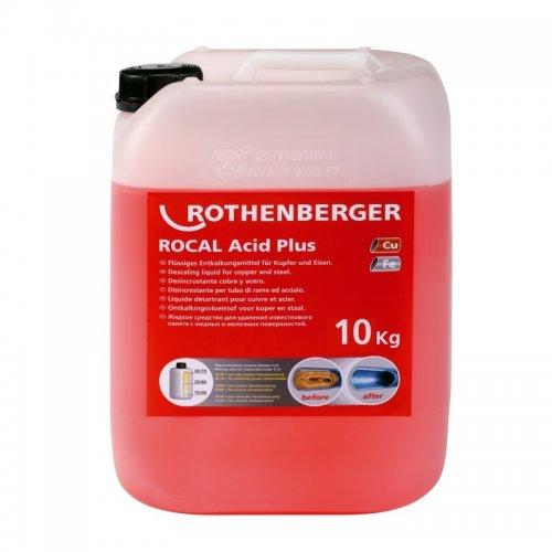 Odvápňovací chemie 10 kg ROTHENBERGER ROCAL Acid Plus