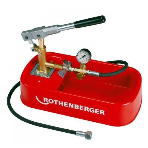 Zkušební pumpa pro tlakovou zkoušku ROTHENBERGER RP 30
