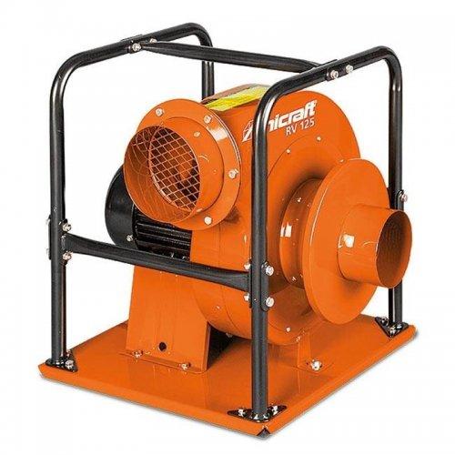 Radiální ventilátor Unicraft RV 125