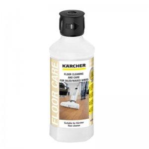 Podlahový čistič dřevěných podlah pro FC-5 KÄRCHER RM535 500ml 6.295-942