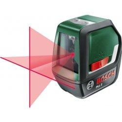 Křížový laser Bosch PLL 2
