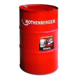 Závitořezný olej sud 210 l ROTHENBERGER RONOL