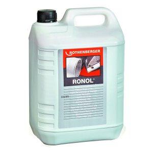 Závitořezný olej 5 l ROTHENBERGER RONOL