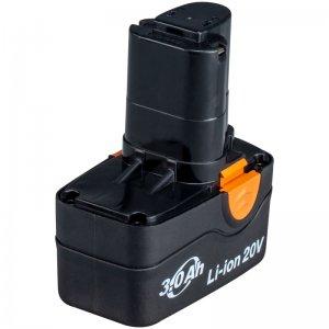 Akumulátor 20V 3,0 Ah Li-Ion Narex AP 203 65405334